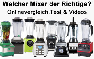Smoothie Mixer Vergleich